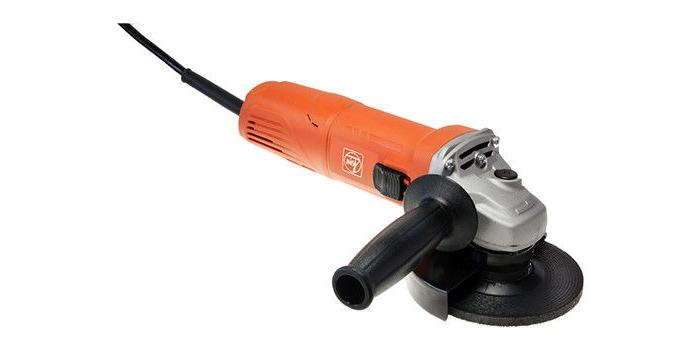 41 2 ergonomic paddle switch angle grinder