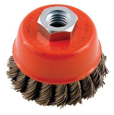 Forney Welding Cup Brush 72757