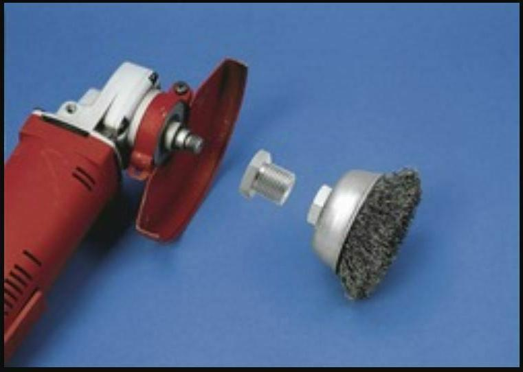 Angle Grinder 76801 323015-A To 2-Pcs.!