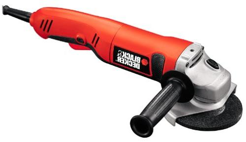 BLACK+DECKER G950 4-1/2-Inch Small Angle Grinder