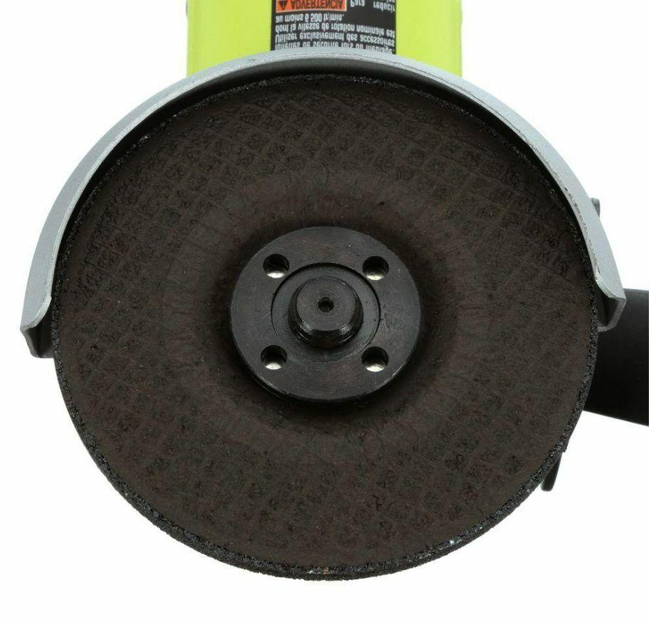 Cordless Angle Grinder 4 1/2 in Power 18