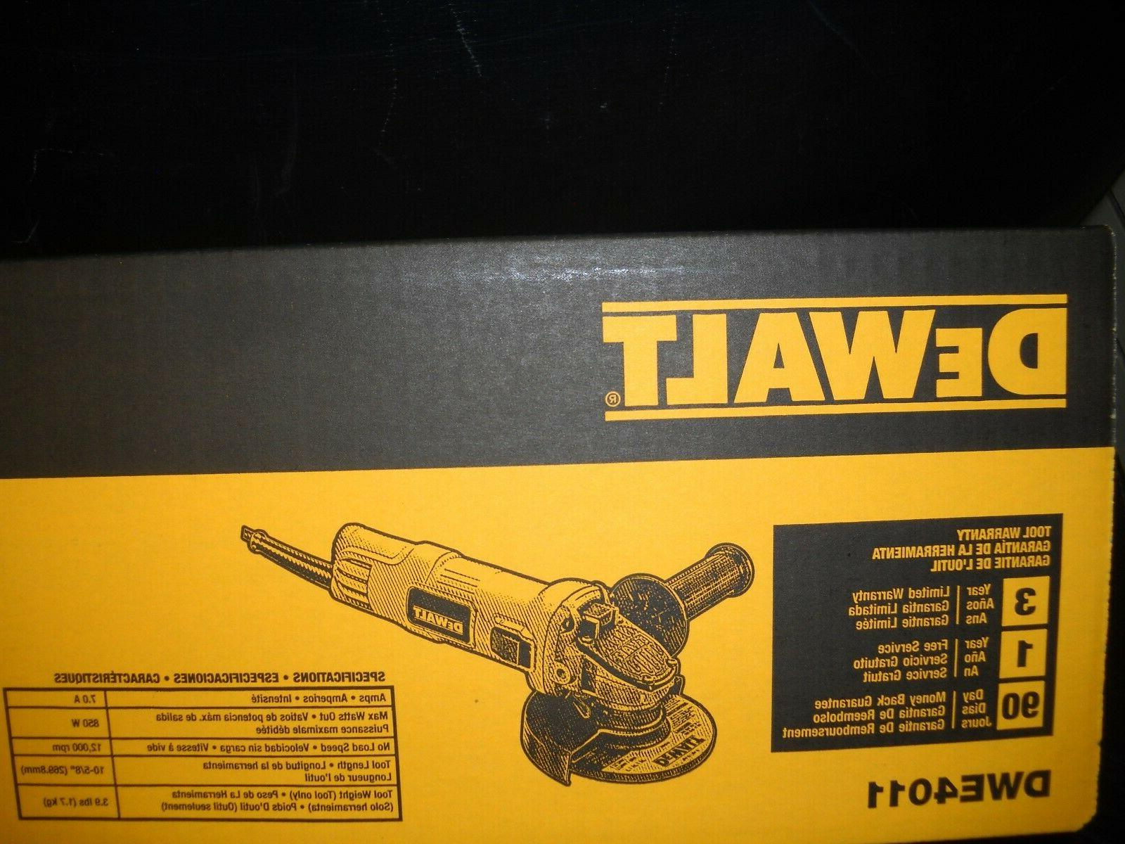 DEWALT RPM Grinder New