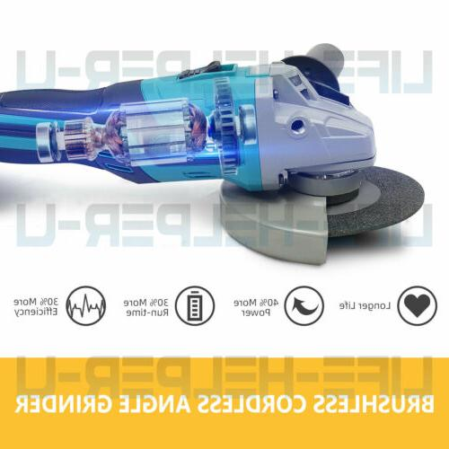 For Cordless Grinder 125mm Replace DGA456