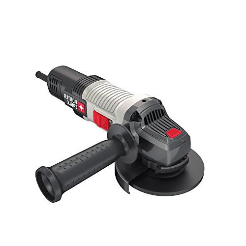 PORTER-CABLE 4-1/2 IN. ANGLE GRINDER