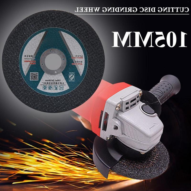 portable 105mm resin cutting grinding wheel disc