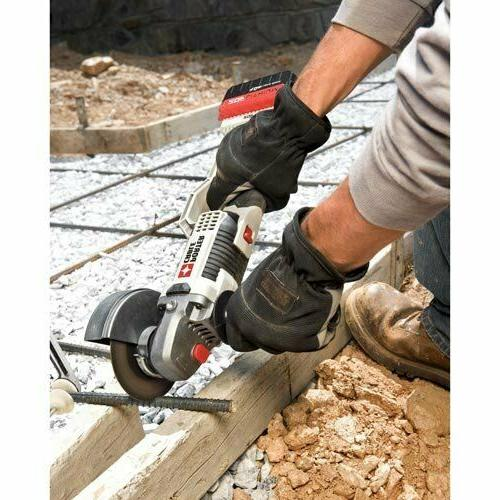 PORTER-CABLE 20V MAX Angle Grinder Tool, 4-1/2-Inch, Only
