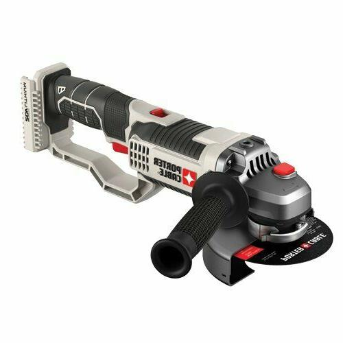 PORTER-CABLE MAX Grinder 4-1/2-Inch, Only