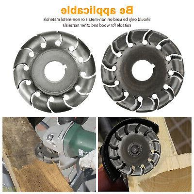 Woodworking Blade for Angle Carving Cutting