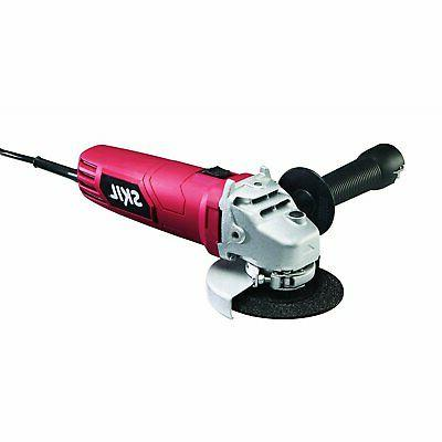 sliding switch corded angle grinder