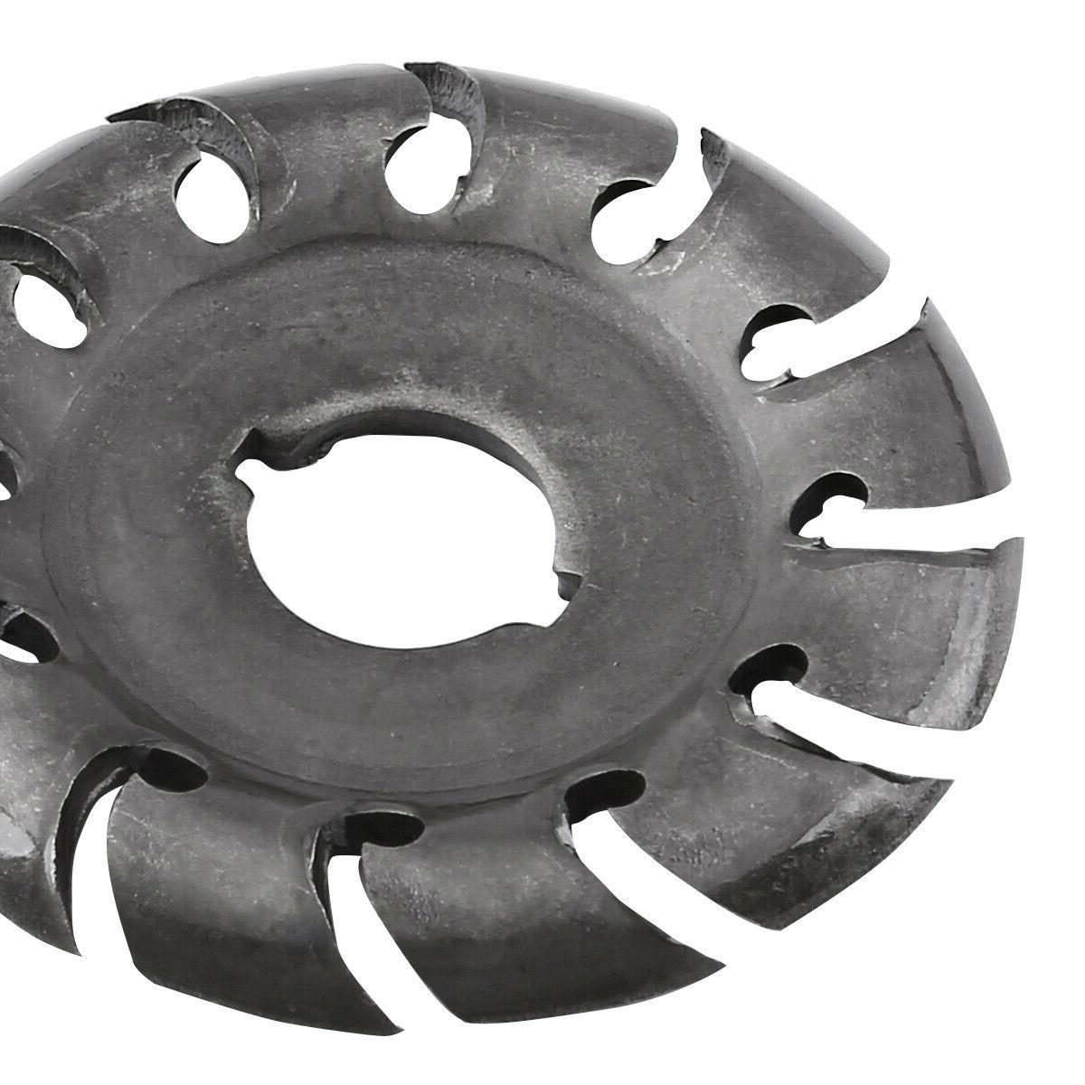 Woodworking Angle Grinder Disc Carving Cutting Shaping