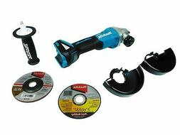 "Makita XAG04Z 18V LXT Li-Ion Brushless Cordless 4-1/2""-5"" Cu"