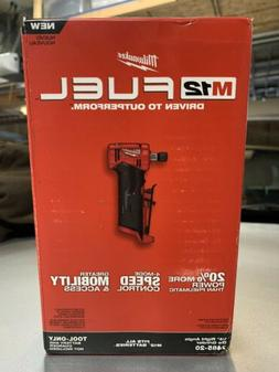 New Milwaukee 2485-20 M12 FUEL Right Angle Die Grinder  Free