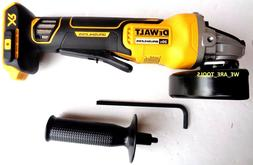 "NEW Dewalt DCG413 20V 4 1/2"" Brushless Grinder W/ Brake Brak"