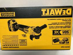 NEW DEWALT DCG413R2 20V MAX XR BRUSHLESS PADDLE SWITCH SMALL