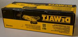 "NEW DeWALT Electric 4-1/2"" Paddle Switch Small Angle Grinder"