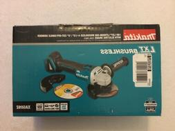 "New Makita XAG09Z LXT 18 Volt 4-1/2""-5"" Brushless Cut Off"