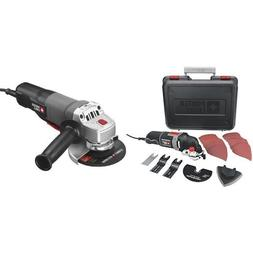 PORTER-CABLE PCE605K 3-Amp Corded Oscillating Multi-Tool Kit