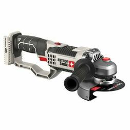 porter cable 20v max angle grinder tool