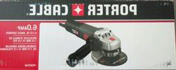 """Porter Cable 6 Amp 4.5"""" Inch Angle Grinder"""