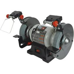 PORTER-CABLE 6-in Bench Grinder with Built-in Light