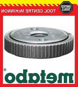 """METABO QUICK / KEYLESS LOCK NUT FOR 9"""" M14 ANGLE GRINDER –"""