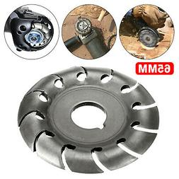 Woodworking Blade for Electric Angle Grinder Disc Wood Carvi