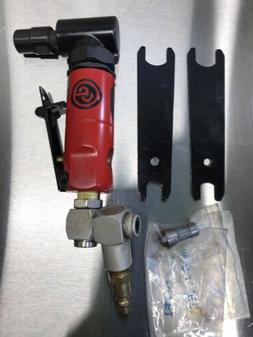 Chicago Pneumatic Right Angle Pistol Grip Die Grinder CP875