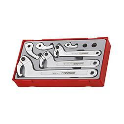 Teng Tools 8 Piece Spanner Hook And Pin Wrench Set -TTHP08