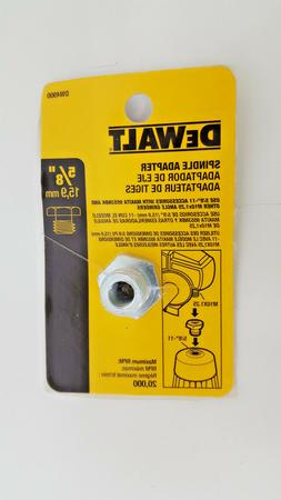 """DeWalt Spindle Adapter M10x1.25 to 5/8""""-11 Lot of 3 DW4900"""
