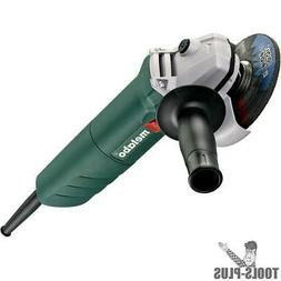 """Metabo W 750-115 Performance Series 7 Amp 4-1/2"""" Angle Grind"""