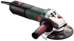 Metabo W12-150 Quick 10.5 Amp 600 rpm Angle Grinder with Loc