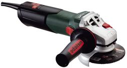 Metabo W9-115 Quick 8.5 Amp 10,500 rpm Angle Grinder with Lo
