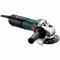 Metabo W9-115 8.5 Amp 10,500 rpm Angle Grinder with Lock-On