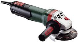 Metabo WEPBA17-125 Quick 14.5 Amp 11,000 rpm Angle Grinder w