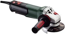 Metabo WP12-115 Quick 10.5 Amp 11000 rpm Angle Grinder with