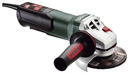 Metabo WP9-125 Quick 8.5 Amp 10500 rpm Angle Grinder with No