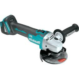 Makita XAG03Z 18-Volt LXT 4-1/2-inch Brushless Cut-Off/Angle